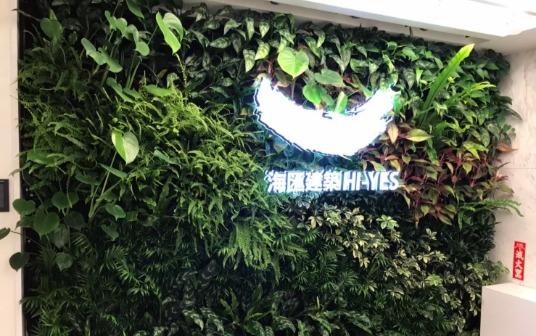 海匯綠牆1