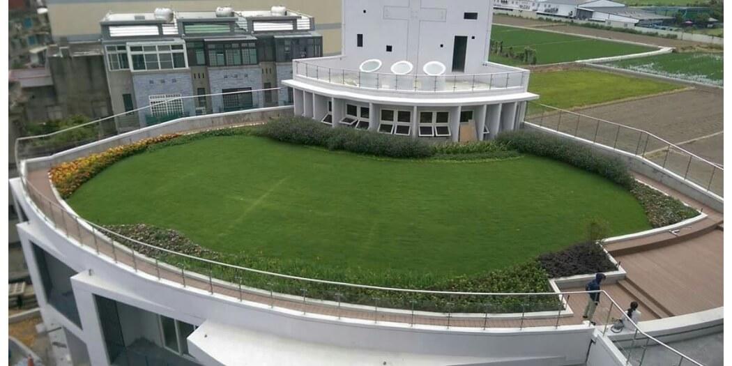 新恩基督綠屋頂