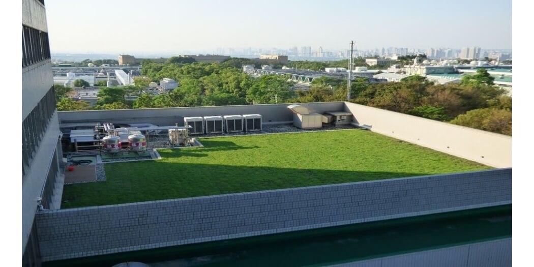 工業研究院綠屋頂