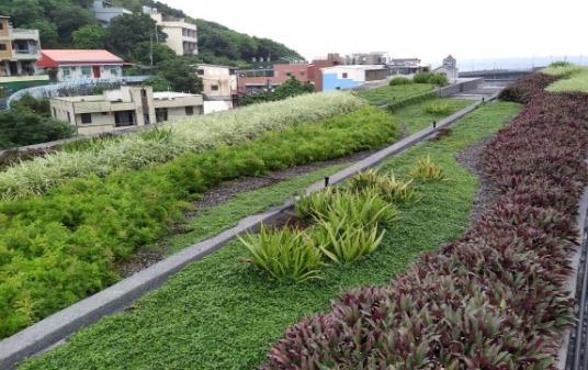 基隆海博館綠屋頂1